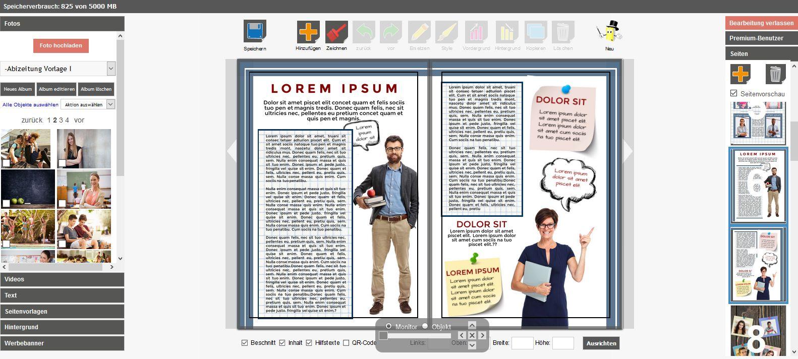 Schulerzeitung Online Erstellen Drucken Lassen 15